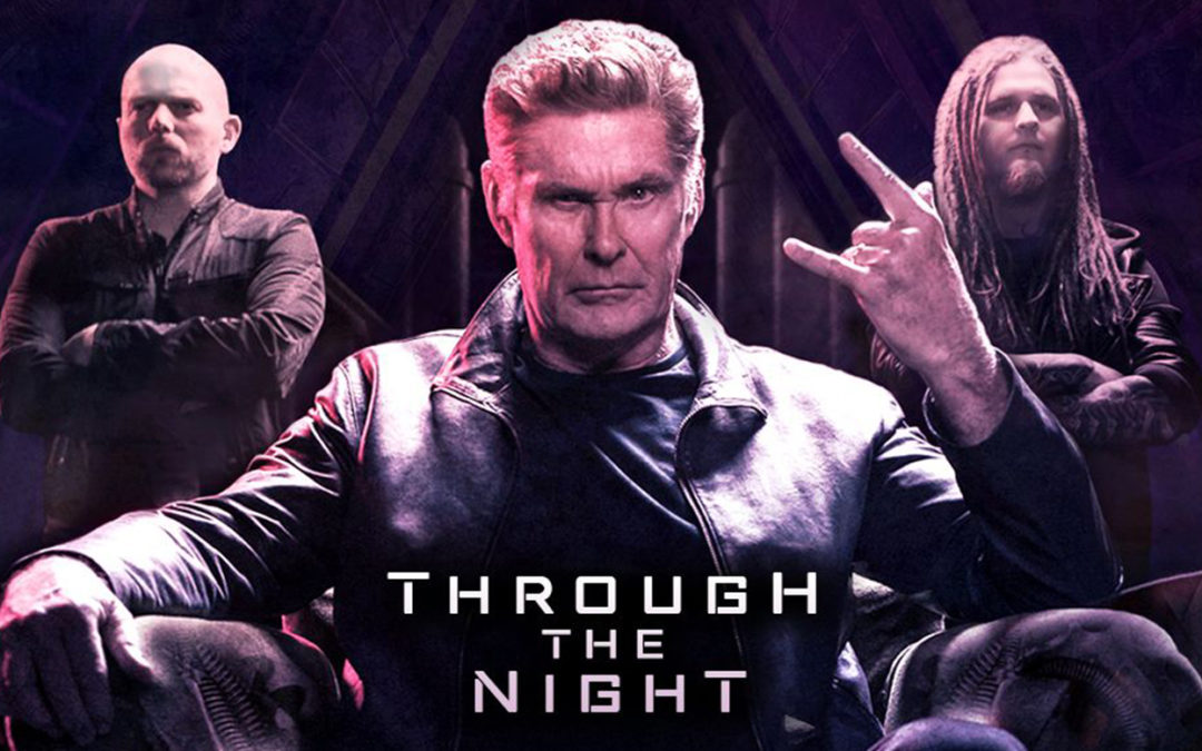 "DAVID HASSELHOFF SE VUELVE METALERO CON ""THROUGH THE NIGHT"" ⋆ The Inker Torrevieja Tattoo"